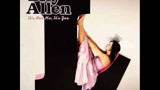 Lily Allen - Back To The Start - It