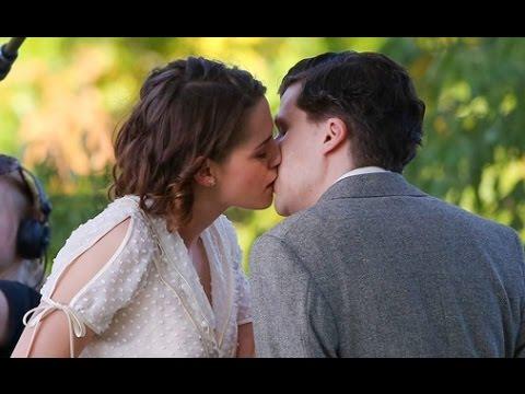Kristen Stewart And Jesse Eisenberg Kiss