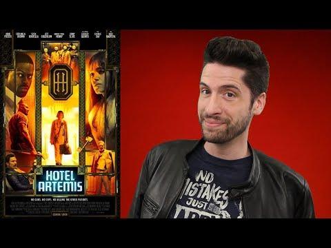 Hotel Artemis – Movie Review