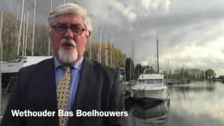 Wethouder Bas Boelhouwers