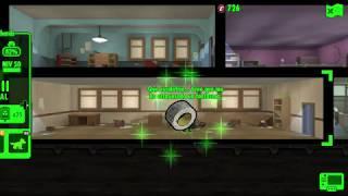 """Fallout Shelter: Misión: """"Agente secreto Person 3/6 """""""