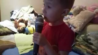 КАРАОКЕ Песня Маленький Ежик KARAOKE