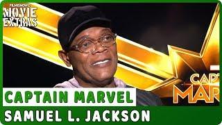 CAPTAIN MARVEL   Samuel L. Jackson talks about the movie - Official Interview