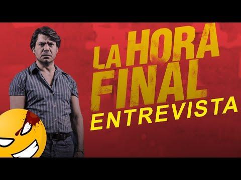 LA HORA FINAL   Entrevista a su Director, Eduardo Mendoza   #Mefe