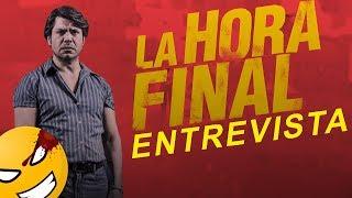 LA HORA FINAL 🇵🇪 | Entrevista a su Director: Eduardo Mendoza | #Mefe
