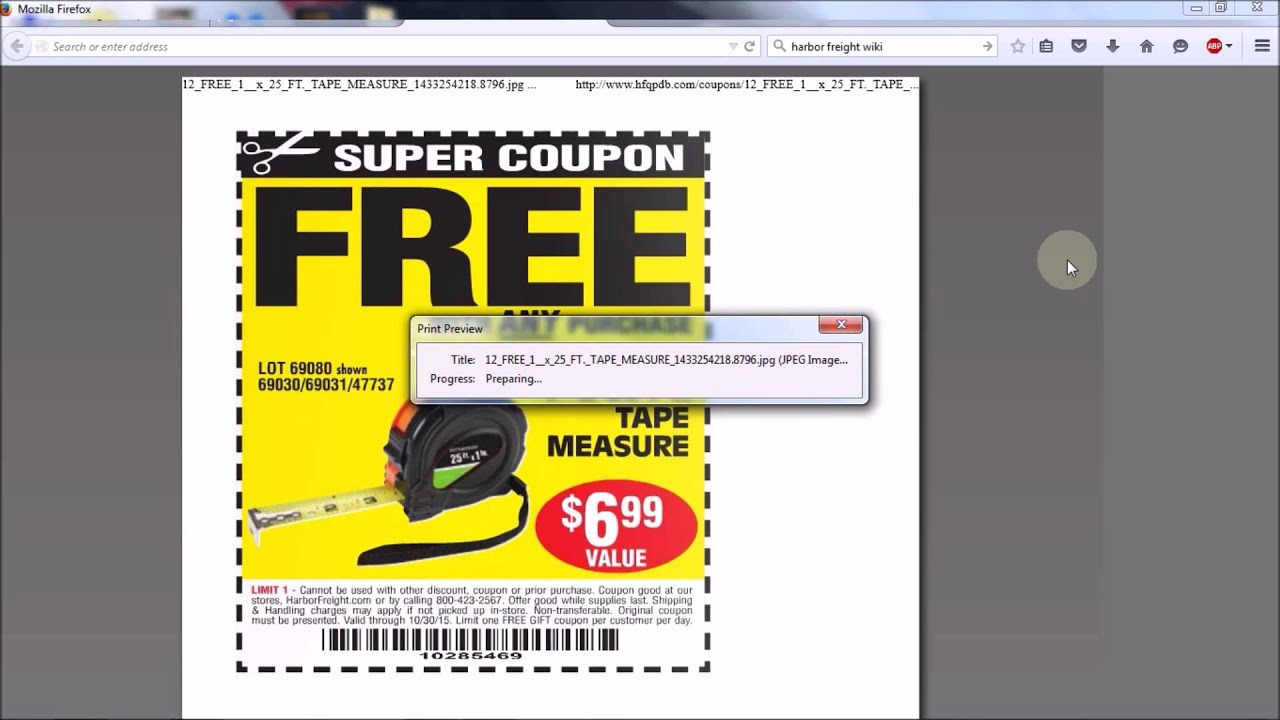 Harbor Freight Tools Coupon Discounts 20 Off Free Items And Super