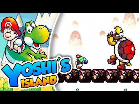 ¡Falta de equilibrio! - #09 - Yoshi's Island (SNES mini) DSimphony