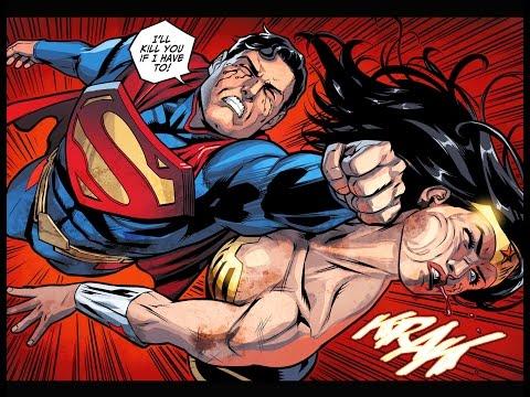 Superman vs. Wonder Woman - Full Analysis (Part 3 of 3)
