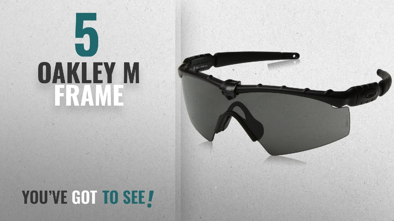 916c191184 Top 10 Oakley M Frame  2018