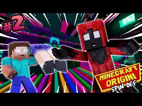 HEROBRINE RAPISCE HEROBRINA E TENTA Di UCCIDERE NULL - Minecraft Origini Spin Off #2