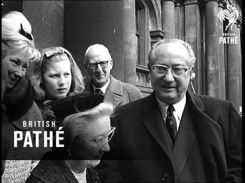 'variety' Founder Honoured (1964)