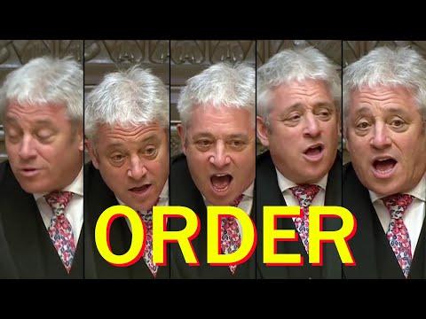 ORDER!! (John Bercow REMIX)