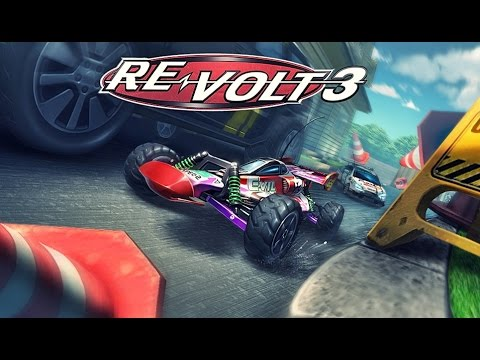 Re-Volt 3 - Android Gameplay HD