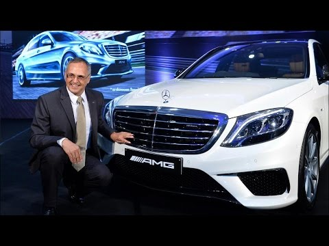 Mercedes Benz India Sales up 34% in Jan Sep Period