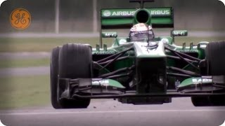 Baixar Formula 1 Technology - GE and Caterham F1 - GE Europe