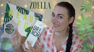 Zoella Beauty Splash Botanics Haul Summer 2018