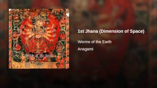 1st Jhana (Dimension of Space)