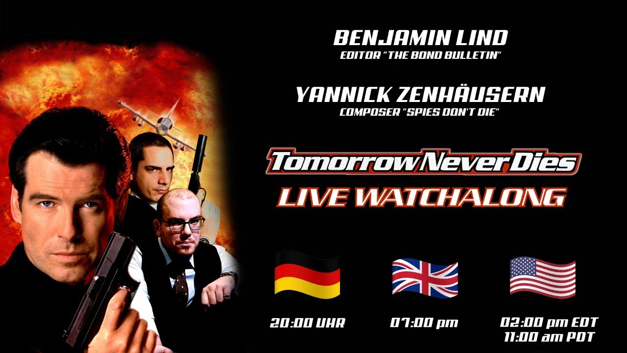 Download WATCHALONG - Tomorrow Never Dies