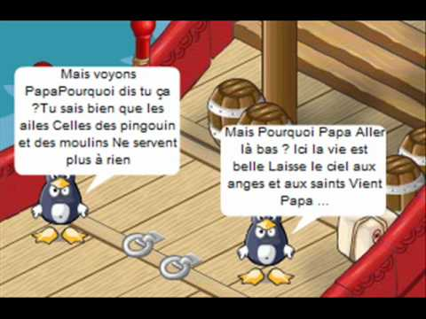 le papa pingouin avec paroles sur chapatiz youtube. Black Bedroom Furniture Sets. Home Design Ideas