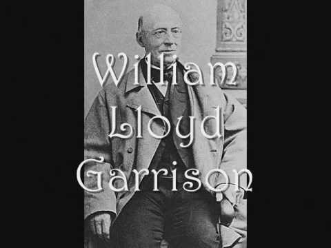 William Lloyd Garrison History/Herstory