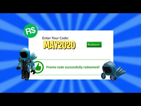 *SECRET* ROBUX Promo Code That Gives FREE ROBUX? (Roblox 2020)⭐️