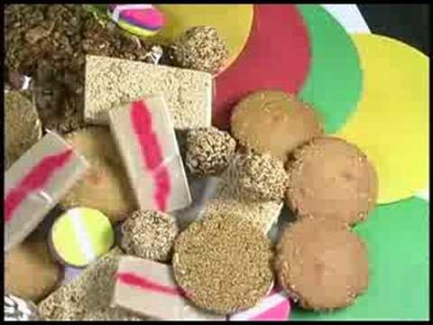 Dulces tradicionales de Huazulco - YouTube