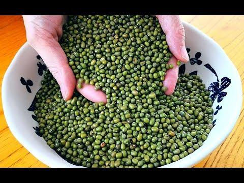 綠豆別再熬粥了,用涼水一泡,雙手一搓,比熬粥還解暑,細膩綿軟,上桌就搶光【夏媽廚房】