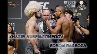 Video Khabib Nurmagomedov X Edson Barboza Highlights 30.12.2017| UFC 219 download MP3, 3GP, MP4, WEBM, AVI, FLV Juli 2018