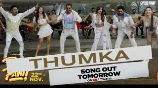 Thumka - Yo Yo Honey Singh | Release on 2 November | Pagalpanti