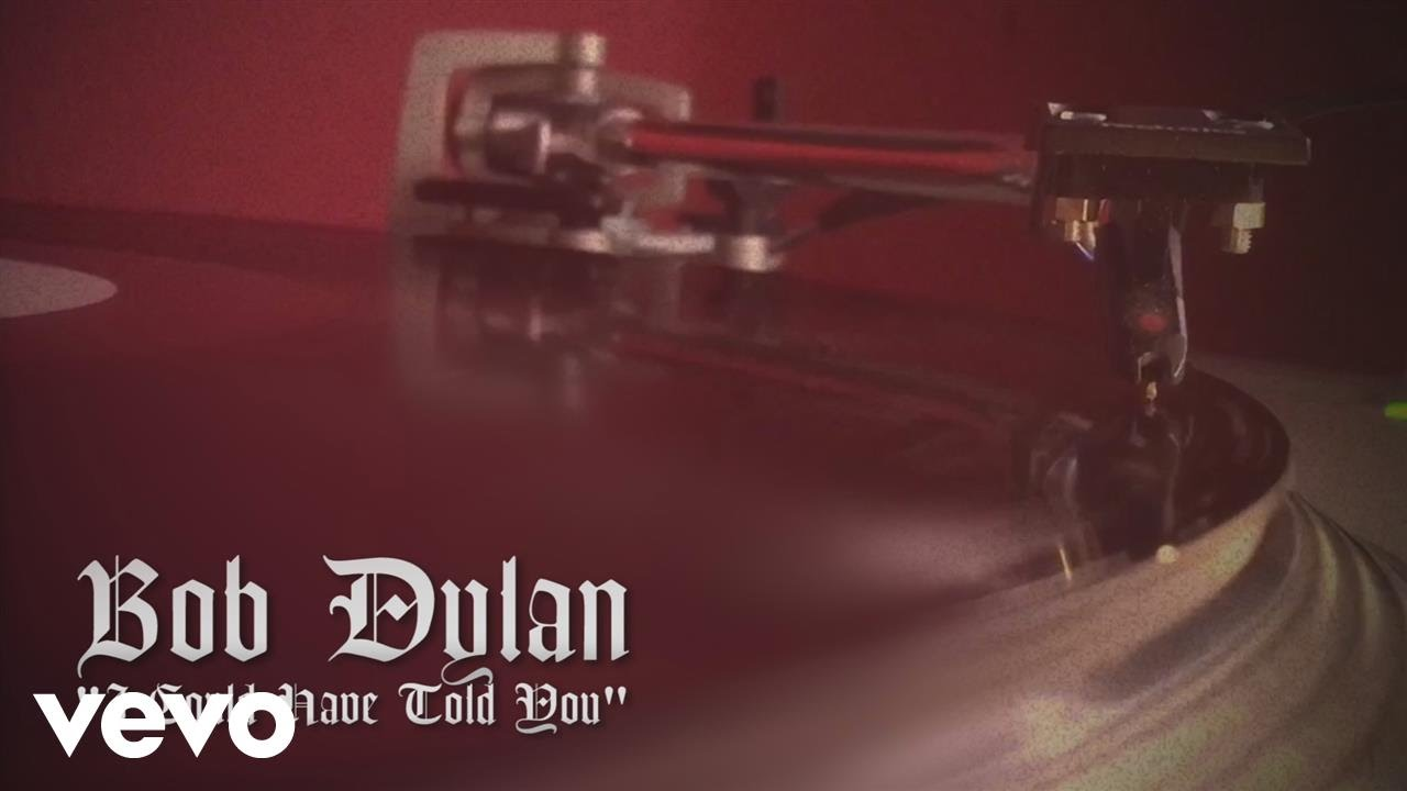 Download Bob Dylan - I Could Have Told You (Audio)