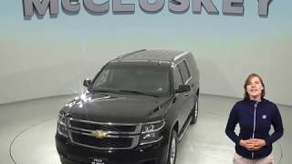 A98583TR - Used, 2018, Chevrolet Suburban, LT, Test Drive, Review, For Sale -