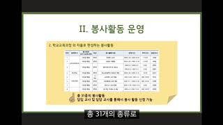 봉사활동 사전교육영상5 29