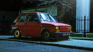 Daily Lowered Fiat 126p