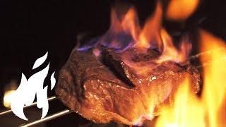 1,5KG FEUER-Roastbeef & Flüssige Käse-Bohnen-Sauce    🔥🔥🔥