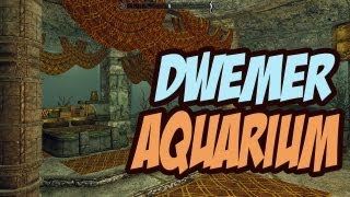 The Elder Scrolls V: Skyrim - Mods Show #17 Dwemer Aquarium [DEUTSCH]