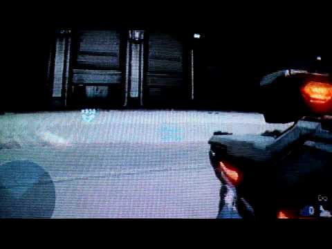 Halo 4 WTF forge moment