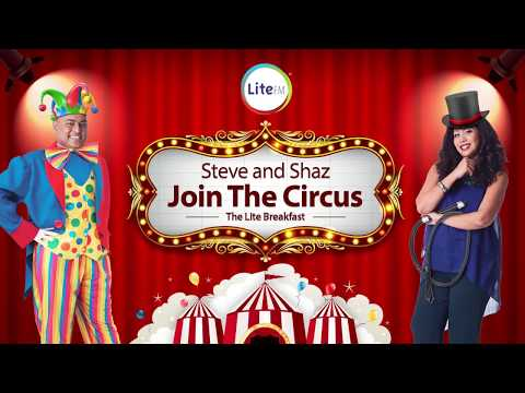 Steve and Shaz Join The Circus: The Globe of Death