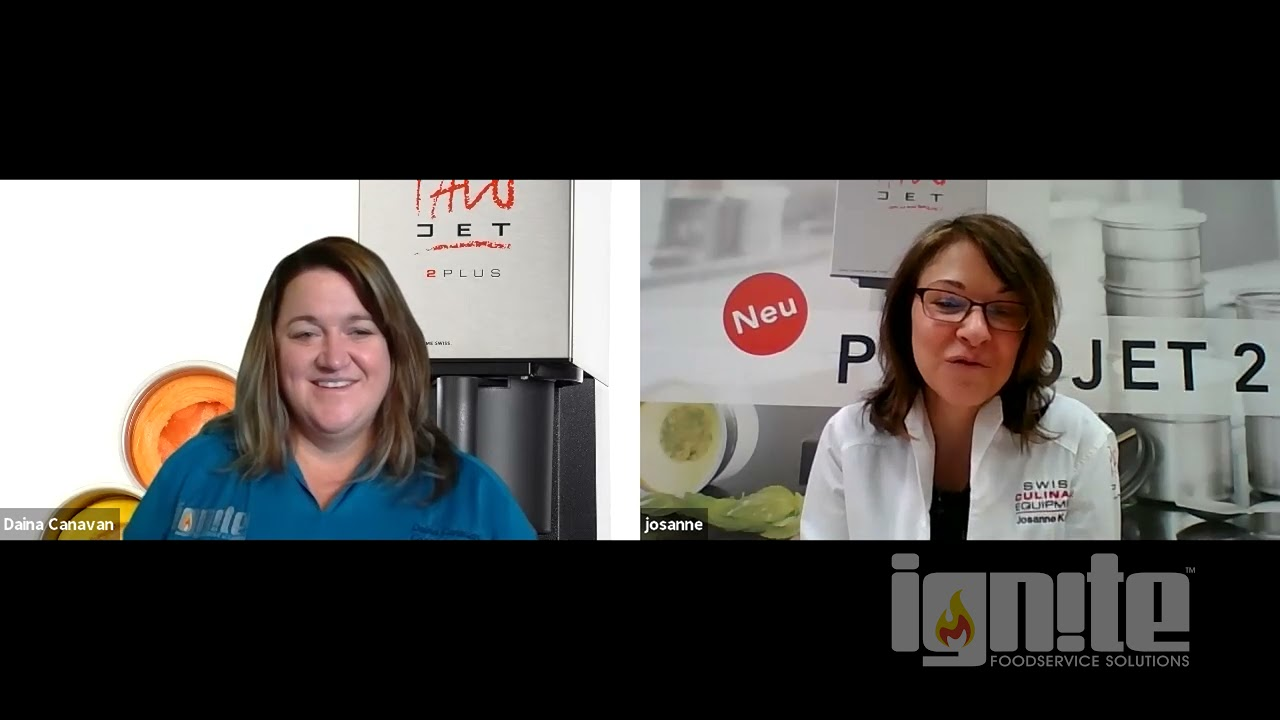 Download Pacojet in Healthcare- Chef Daina's interview with Josanne Kanipe from Pacojet