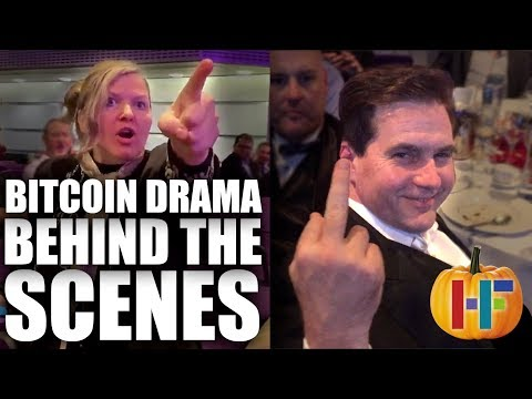 Bitcoin SV's Craig Wright Wins An Auction, Who Wins The BTC BSV Debate? Crypto Drama In London.
