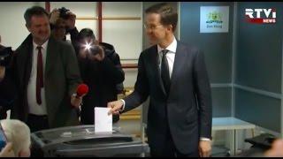 В Нидерландах на парламентских выборах победили либералы