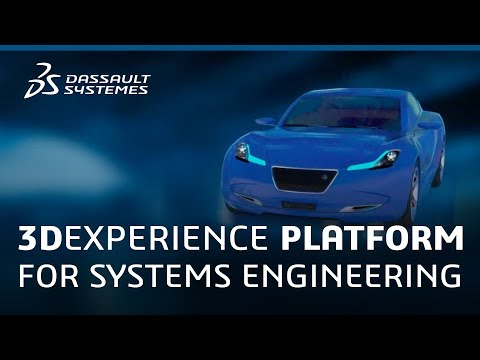 3DEXPERIENCE Platform for Systems Engineering - Dassault Systèmes