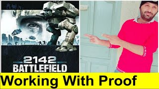 Download Battlefield 2142 For PC Game Free Full Version 2019