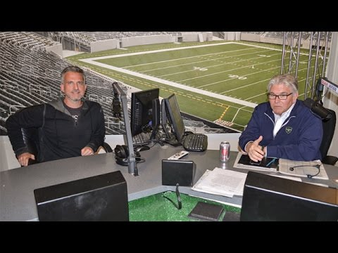 Mike Francesa with Bill Simmons