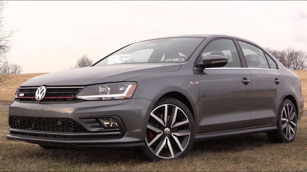 2018 Volkswagen Jetta Gli Review
