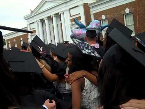 Good Ol Song - UVA Graduation 2011