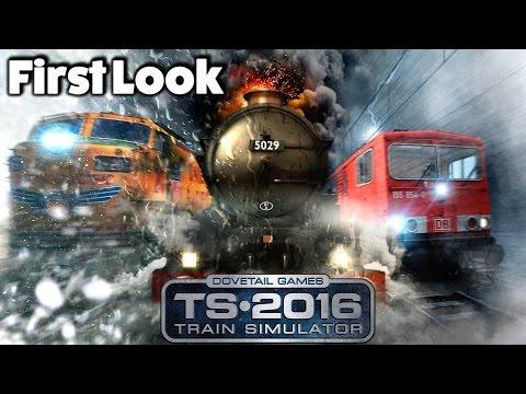 Train Simulator 2016 - First Look