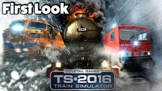 Train Simulator 2016 - First Look