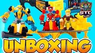 Transformers Rescue Bots La Estacion de Bumblebee