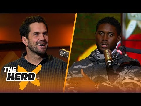 Matt Leinart, Reggie Bush join Colin Cowherd to talk USC vs Notre Dame rivalry  THE HERD