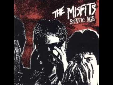 The Misfits Static Age